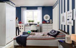 Attēls Guļamistabas iekārta PORTO (2 krāsas)