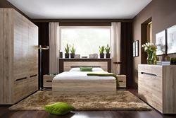 Attēls  Guļamistabas komplekts ELPASSO