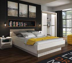Attēls Guļamistabas komplekts BLANCO