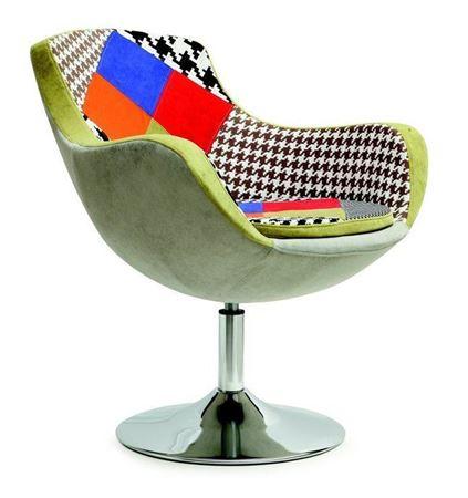 Attēls  Krēsls ORIGAMI