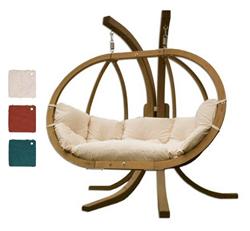 Attēls  Šūpuļkrēsls MO 174 (3 krāsas)